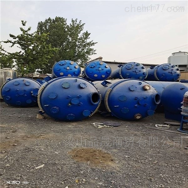 供应二手不锈钢/高压/搪瓷反应釜
