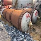 低价处理二手降膜蒸发器-钛材冷凝器