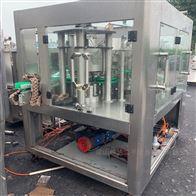 二手电脑控制易拉罐三合一全自动灌装机