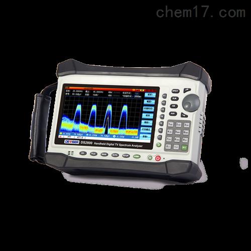 德力手持式数字电视频谱分析仪