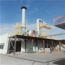 印染厂定型机油烟处理设备