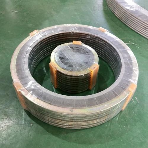 延安县椭圆形异型金属石墨缠绕垫片供货价格