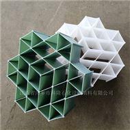焦化脱硫塔RPP六角内棱环瓷塑填料