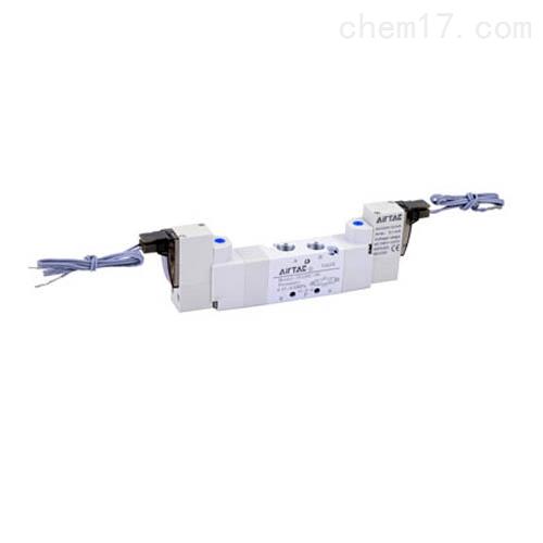 银川亚德客气动器材报价5V300系列电磁阀