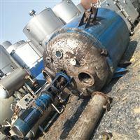 低价转让二手1吨不锈钢反应釜价格