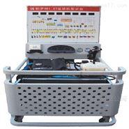 奥迪A6电控发动机实验台