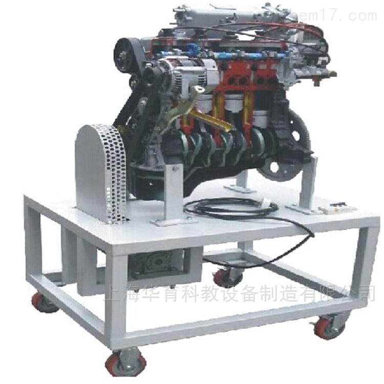 汽油电控发动机解剖动态演示台