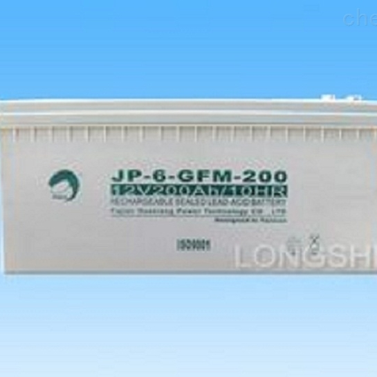 劲博蓄电池JP-6-GFM-200供应商销售