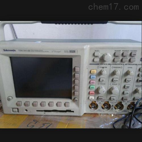 泰克 TDS3014B 数字荧光示波器