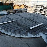 填料塔标准型槽盘式气液分布器