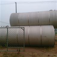 齐全厂家回收二手30立方不锈钢罐