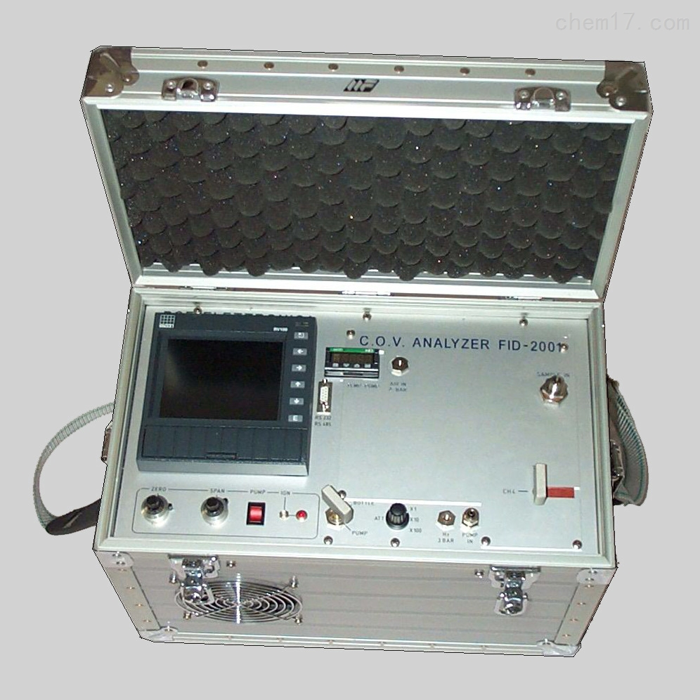 便携非甲烷总烃分析仪mod2001