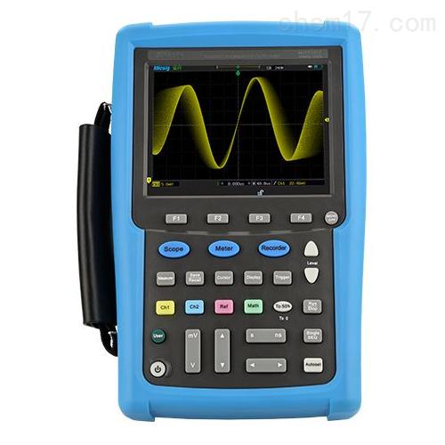 麦科信 MS200系列是经济型手持示波器
