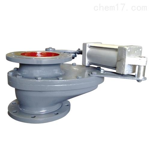 BZ643TC气动陶瓷旋转阀实力厂家