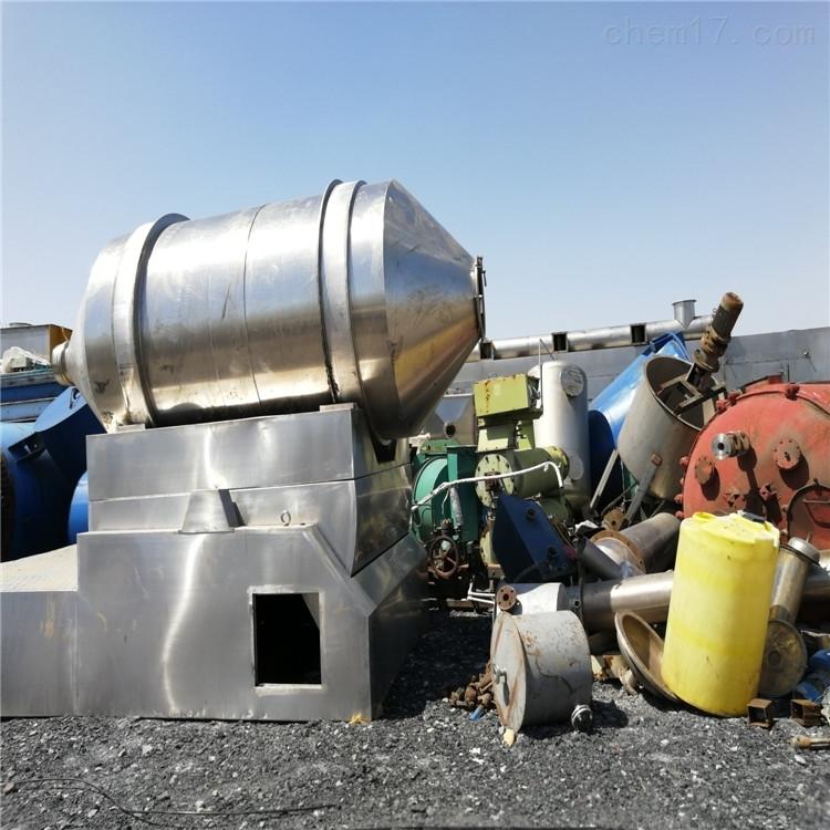 回收二手钛材反应釜设备