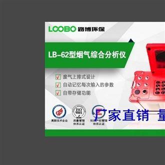 低浓度烟尘器检测仪烟气分析仪厂家直供