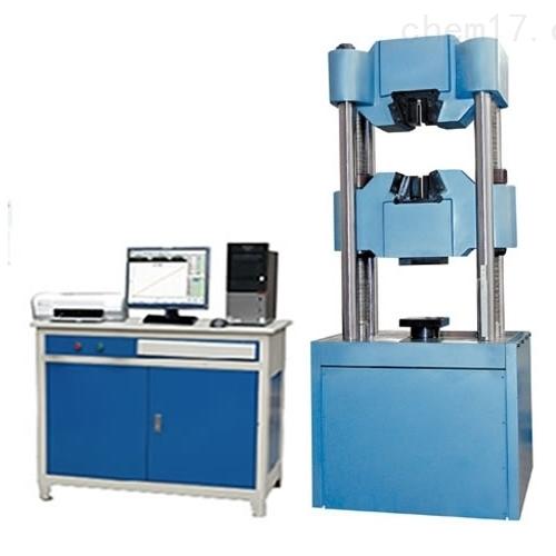 屏显式液压试验机、铸件材料拉力机