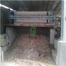 朝前环保 混凝土搅拌站泥浆污水处理压滤机