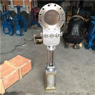 DMZ673W气动不锈钢暗杆刀闸阀优惠