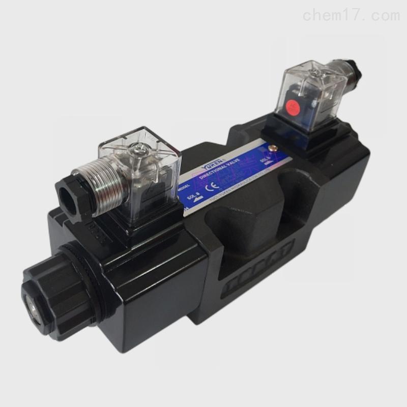油研液压控制阀电磁换向阀Yuken液压阀