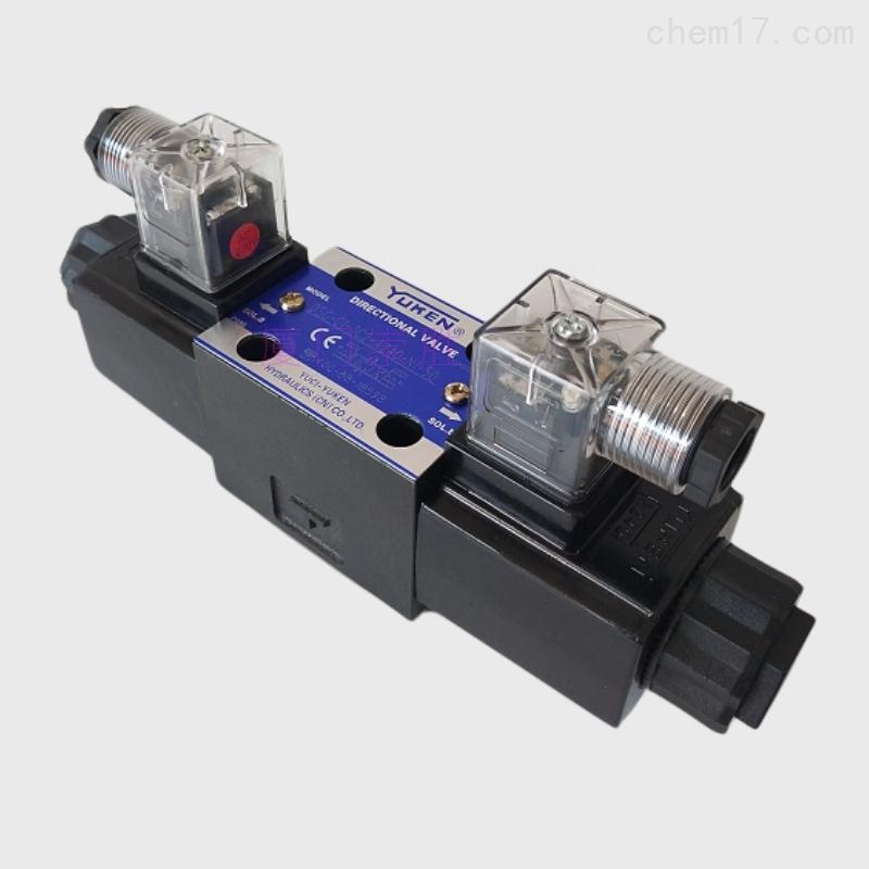榆次油研液压换向阀Yuken电磁转向阀
