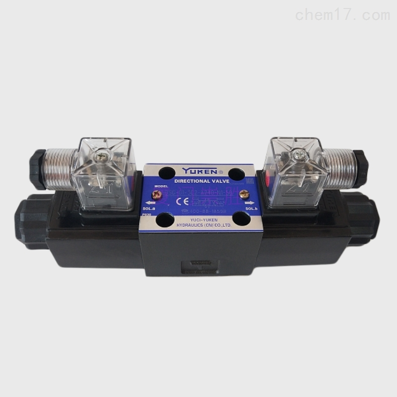 油研电磁转向阀液压换向阀