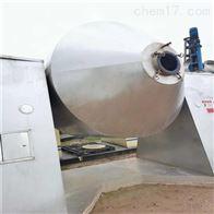 二手双锥真空干燥机3000L304不锈钢
