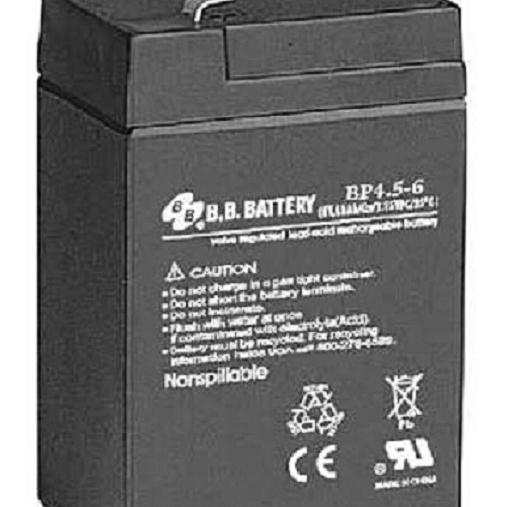 台湾BB蓄电池BP4.5-6区域代理