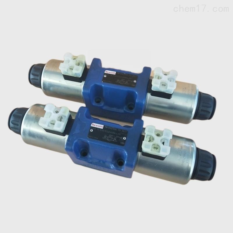 力士乐10通径电磁阀Rexroth液压转向阀