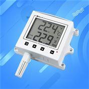 王字液晶壳温湿度变送器 485型