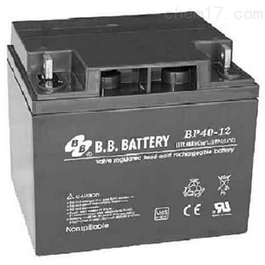 台湾BB蓄电池BP40-12免维护