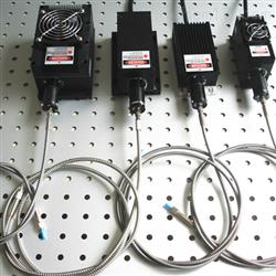 Lars-405405nm单模保偏光纤耦合蓝紫光半导体激光器