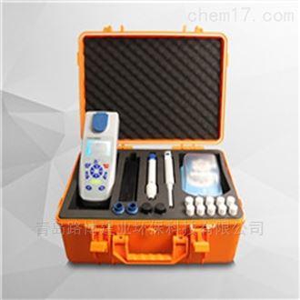便携多参数水质分析仪COD氨氮总磷总氮浊度