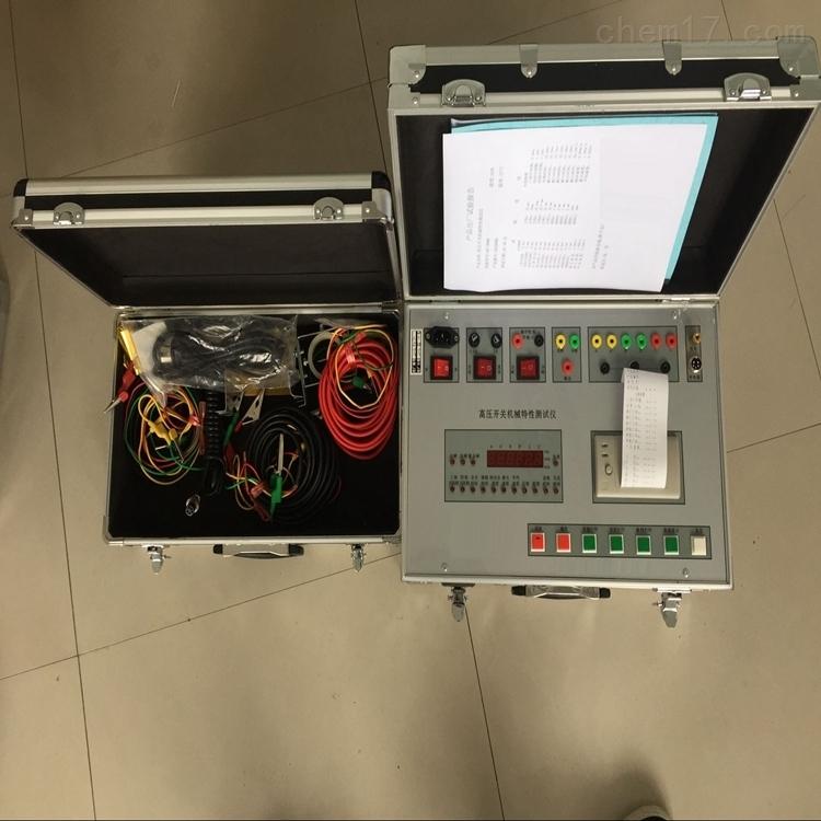 承试类五级仪器便携式断路器特性测试仪