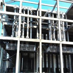 定制低温浓缩器不锈钢节能三效蒸发器