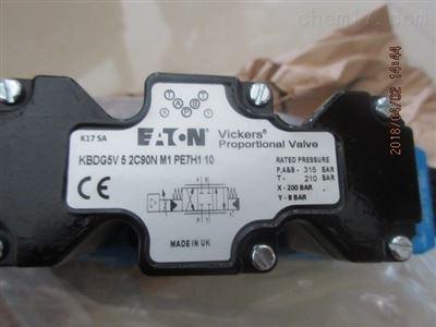 威格士比例阀KBDG5V-8-2C330N-X故障排除