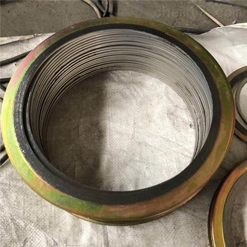 压力管道密封内环金属缠绕垫片耐高压