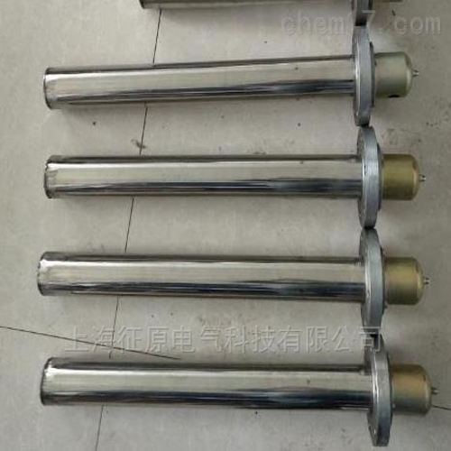 SRY6-2-220V/1KW型护套式管状电加热器