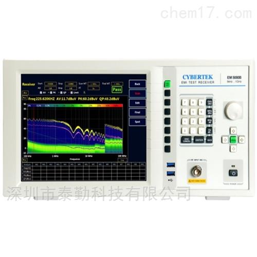 CYBERTEK知用EM5080B测试接机收