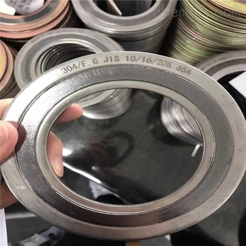 DN300外加强型金属缠绕垫片型号齐全