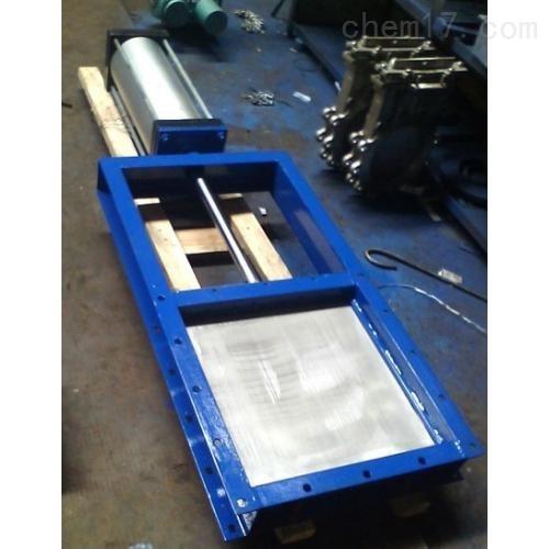 QLMD气动方形插板阀