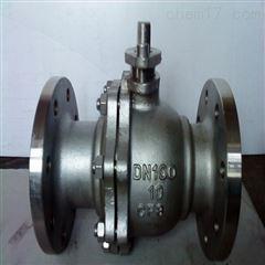 Q41F-10P-100不锈钢软密封球阀