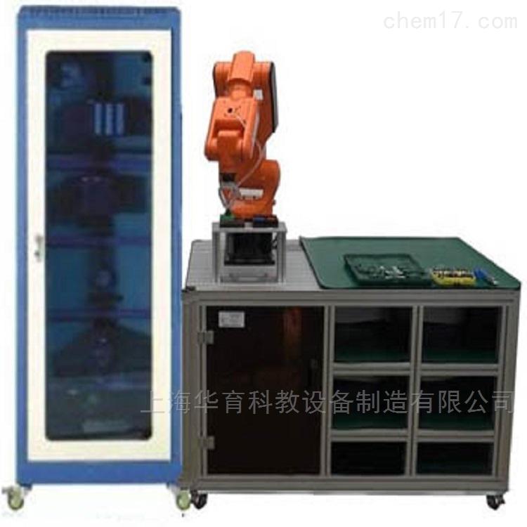工业机器人装调维修实训台