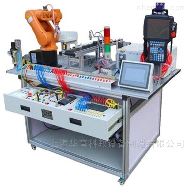 工业机器人分拣实训装置