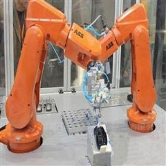工业机器人焊割工作站