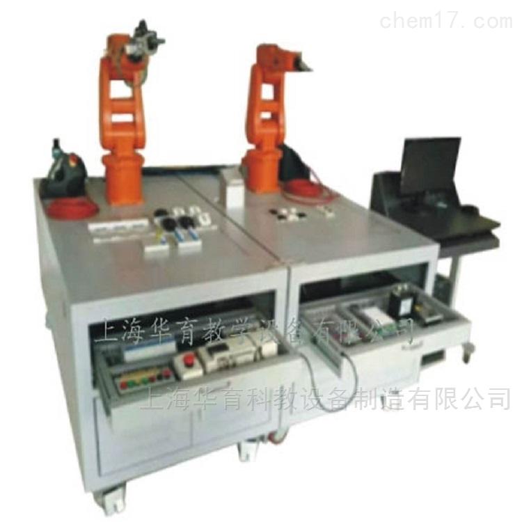 工业机器人装配工作站实训装置