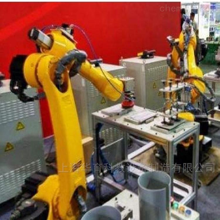 工业机器人抛光打磨工作站