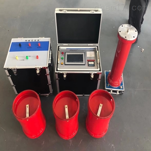 240KVA/55KV变频串联谐振耐压试验成套装置