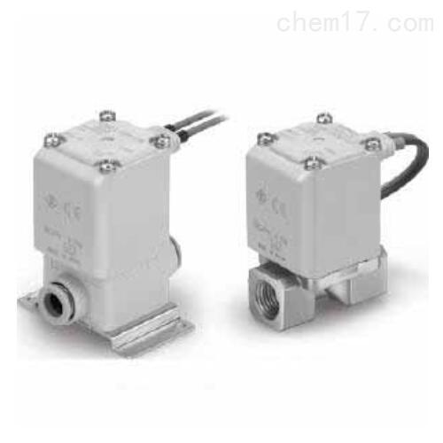 描述SMC直动式2通电磁阀工作性质