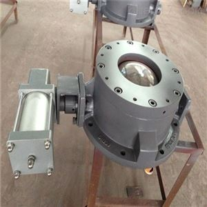 气动陶瓷圆顶阀按需定制